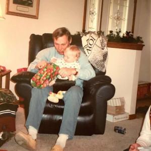Love you Dad! - Angela Bleich