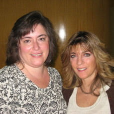 Lorraine and her coworker joanne - Pam Sezov