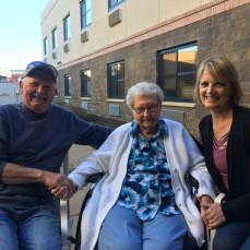 Lovely memories of Grandma - Brenda Haines