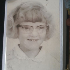 Pam's  Elementary school  Photo. She hated it . My time to post it.she would say  no to posting it  - DONALD A SCHULTZ