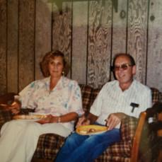 The good oledays...... - Tracy & Joe Schier