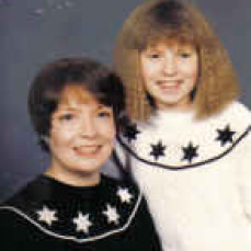 Connie & Erin 1987 - Mark Smith