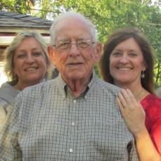 Nancy, Dad, Gail - Gail Ness