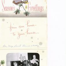 Christmas 1959 - Susan Denise Garrett