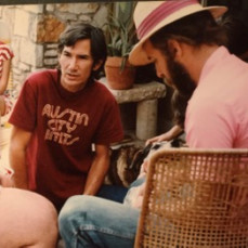 Bill made many friends while in Austin Tx in the 80's.  He loved animals, nature, and was very creative.   - Rita