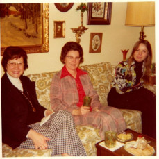Norma, Lois, and Nancy early 70s - Dave Butler