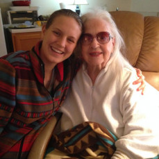 My daughter, Jasey, and I would visit Trene every time we were back in Iowa. Jasey and Trene adored each other and always shared a warm hug when we left. We will miss our visits with her. - Kiki Chanders