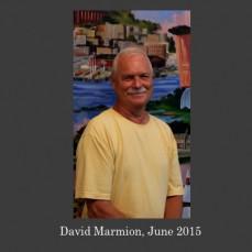David Marmion, June 2015 - Ed Minard