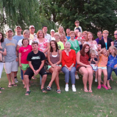 Family Camp - has always been a favorite of Lisa's - Amy Bullington Cooper