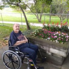 Grandpa's Rock Garden Summer 2019 - Dana Wilson