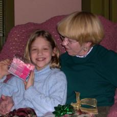 Nana was a notorious gift giver :)  - Leah Castrantas