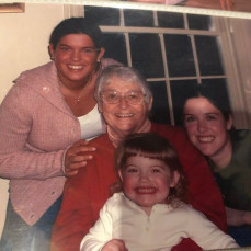 The most special grAndmoTher.  - Kelly Graska