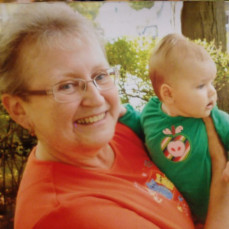 Karen was always kind to everyone she met. She was a doting grandma, and we miss her terribly. - Andy Goodell