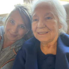 My mom over the years - Lorri Lee Miller