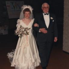 Nan & Dad - Cecilia Ward