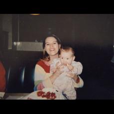 I love you so much Momma - Ashlee R. Dawson