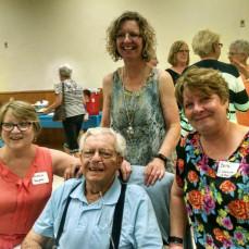 Horton's 90th Birthday - Larry Nath