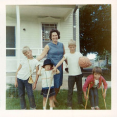 early family years - ann