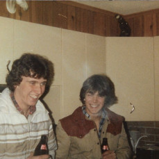 This was Tim back in 1981.  Very sorry for your loss.  So glad I went to high school with him.  He made the parities a lot more fun.  My condolences to his family and his friends! - Beth A Goedken