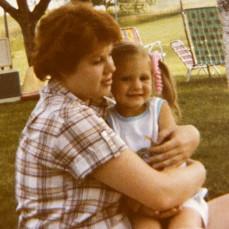 I'll never for meet you my dear Aunty B....  - Stacy Martin