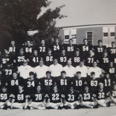 Class of '94, sophomore year  - Tory Reimann