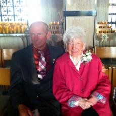 Happy 90th Birthday Aunt Wanda - Tom McComb