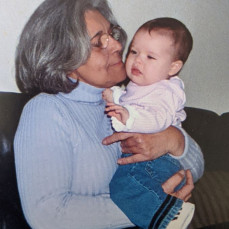 Mom and Zoe - Gianna Taylor