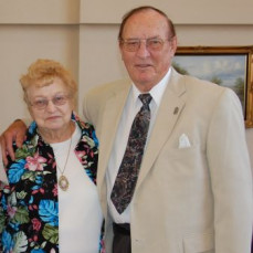 This picture was taken July 24, 2008 in Michigan at Amber's sister Fran Boring's funeral.  - Yvonne Graham