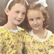 Why did Mother dress us alike?? - Marcia L. Beasley