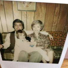 Carl, Janet Mulligan and Judy Hart in 1978.   - Jill Patalon
