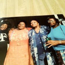 A memorable occasion for the cousins! - P. Ann Davis