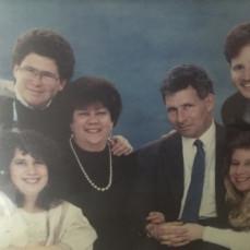 Alan Brody's 50th Birthday in 1990 - David Brody