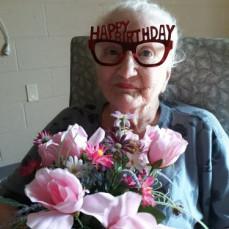 Loved her bunches!!! - Joan Bellanger