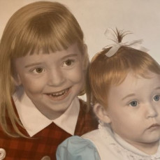Some pictures of us as we were little - Sherry Henegar