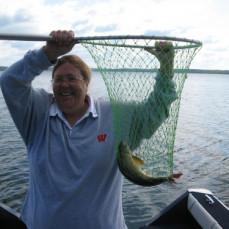 fishing at Ike's - Robert Clifford