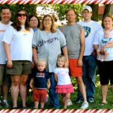 family backyard 2011 - Robert Clifford