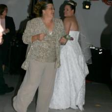 Gettin' our dance on! - Tonja