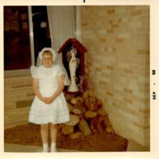 1st communion - Robert Clifford