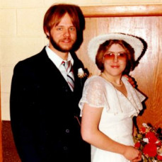 wedding day - Robert Clifford