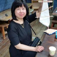 1. Making color Dye in Taiwan - linda Ho