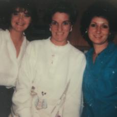 My aunt loved her family  - Kim Graham
