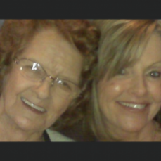 God picked you to be my Mom, thank you for being the best Mom ever! - Rhonda Mauk