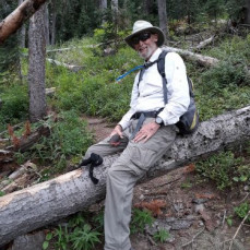 Hike to Pagosa Peak with Bill Hammond  August 2019 - Tom Fox
