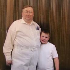 Dad and Jamie - J Davis