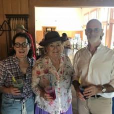 Eva loved life! - Carolyn Kaplan