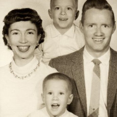 Family and theater pictures - John Kendall