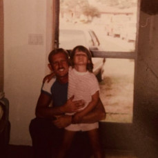 Daddy's girl - Catherine P Adkins