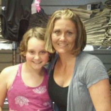 i'm gonna miss you mommy, forever and always - Kaitlynn Young