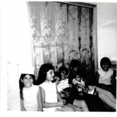 1968 when my brother and sisters visited our New York family. - Annette DiBella Sorne