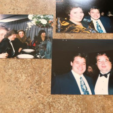 Some photos of the gang throughout the years - Lisa Schutzer